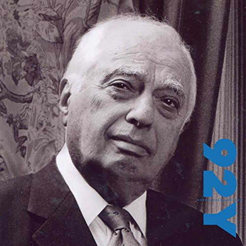 Couverture de Bernard Lewis at the 92nd Street Y on the Middle East in Transition
