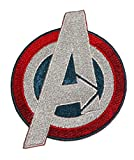 Application The Avengers 2 Movie Age of Ultron Captain America A Patch Novelty