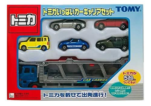 Takaratomy Tomica Gift set Car Carrier Set JAPAN [Toy] (japan import)