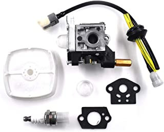 Facaing RB-K112 Carburetor Tune-up Kit for Echo SRM-266 SRM-266S SRM-266T SRM-266U PAS-266 PPT-266 SHC-266 HCA-266 PPT-266H PE-266 PE-266S Trimmer Weedeater