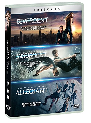 Divergent Trilogia (Box 3 Dv)