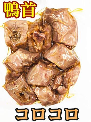 国内加工 麻辣鴨首 コロコロ 辛口 鴨頚 150g 国産熟食  味付け鴨の首 熟食 鴨肉 クール商品