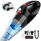 Best Handheld Vacuums - Uplift Handheld Vacuum Cordless Cleaner Car Hoover Wet/Dry Review