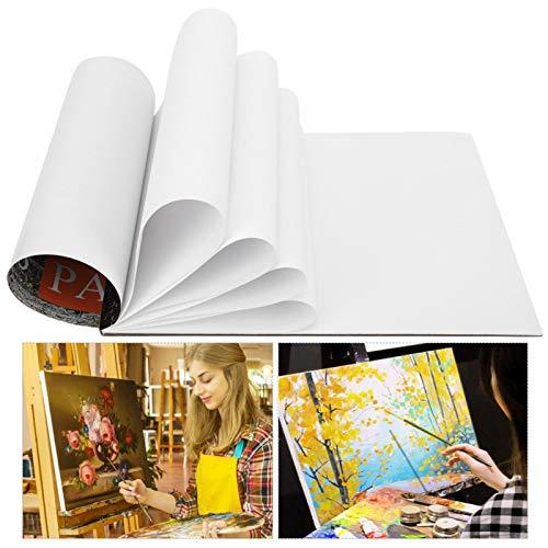 Tablette de papier de peinture de carnet de croquis de peinture et de dessin, pour les fournitures d'art de médias humides et secs 297x210mm