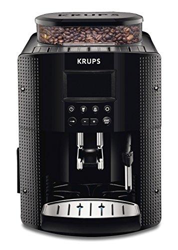 Krups EA8150 - Cafetera Automática 15 Bares de Presión, Pantalla LCD, 3...