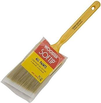 Wooster Brush Q3208-1 Softip Angle Sash Paintbrush 1-Inch