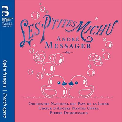 Orchestre National des Pays de la Loire, Chœur d'Angers Nantes Opéra & Pierre Dumoussaud