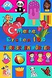 Meine ersten 100 Türkischen Wörter: Türkisch lernen für Kinder von 2 - 6 Jahren, Babys, Kindergarten | Bilderbuch : 100 schöne farbige Bilder mit Türkischen und Deutschen Wörtern