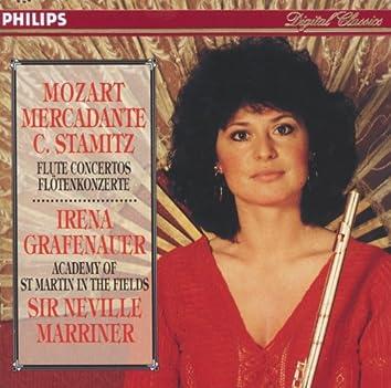 Mozart / Stamitz / Mercadante: Flute Concertos