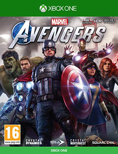 Marvel's Avengers (kostenloses Upgrade auf Xbox Series X) (XONE) (PEGI-AT) [Edizione: Germania]