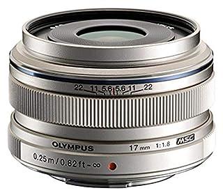 OLYMPUS M.Zuiko Digital 17mm F1.8 Lens (Silver) (B00A7Q9U9Y) | Amazon price tracker / tracking, Amazon price history charts, Amazon price watches, Amazon price drop alerts