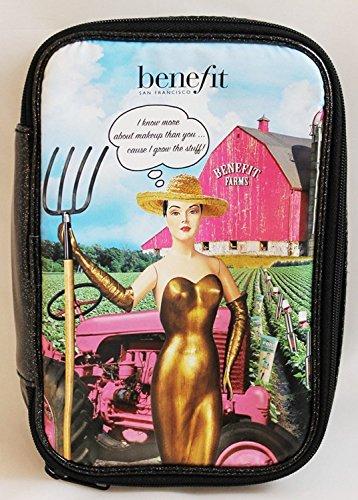 Benefit Cosmetics Farm Makeup Bag