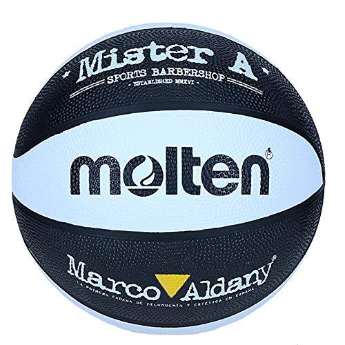 MOLTEN Balón Baloncesto BR2 Naranja FBM Talla 5