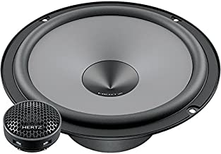 """Hertz K165 6.5"""" 75W RMS 2-Way Component Speakers System"""