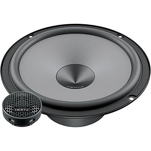 Hertz Auto Lautsprecher schwarz