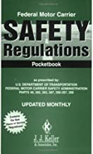 By Betty Weiland - Federal Motor Carrier Safety Regulations Pocketbook: 1st (first) Edition
