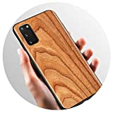 Pattern Wood Textures Case for Samsung Galaxy A51 A71 M31 A41 A31 A11 A01 M51 M21 M11 M40 Black Soft...