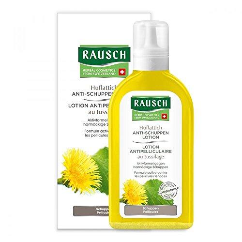 Rausch Huflattich Anti-Schuppen Lotion (mildert Rötungen und Juckreiz bei Kopfhautproblemen - Vegan), 1er Pack (1 x 200 ml)