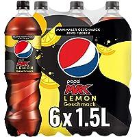 Pepsi Max Lemon, Das