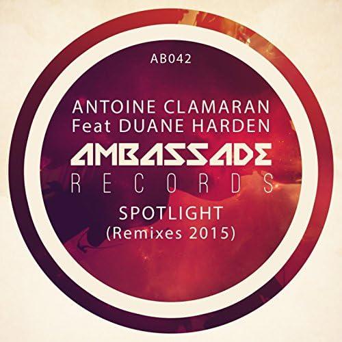 Antoine Clamaran feat. Duane Harden