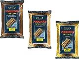 2kg Tüte Lorpio Grundfutter Lockfutter Futter zum feedern Feeder medium