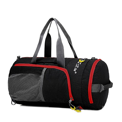 MiniDream-Bagaglio a mano Nero nero carry-on