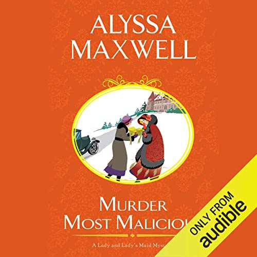 Murder Most Malicious  By  cover art
