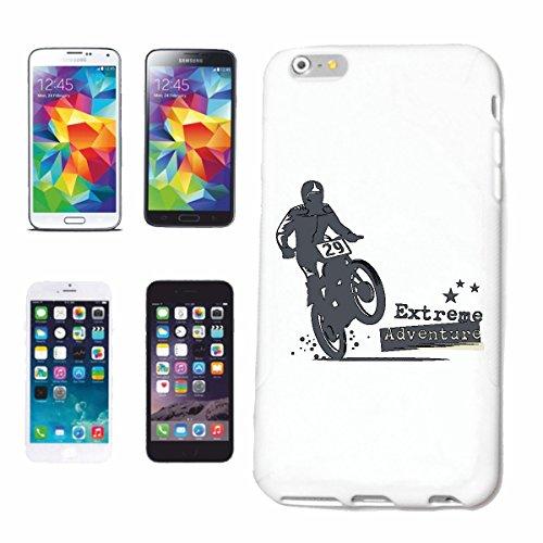 Reifen-Markt Funda para teléfono móvil compatible con iPhone 6 Extreme Adventure Motocross 125 cmcm Moto Cross Freestyle Motocross Moto Sport Ropa Biker Moto Bike Mas