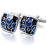 MOWOM Men's Cufflinks & Shirt Accessories