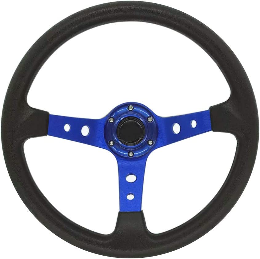 idain Universal 40% OFF Cheap Sale Fit 350mm Racing 3 Aluminum Wheel Spoke Max 71% OFF Steering