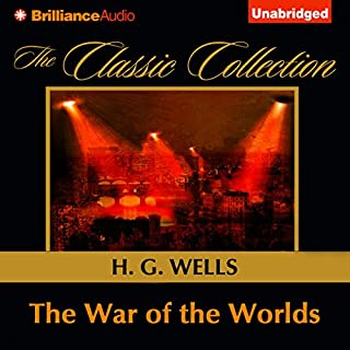 The War of the Worlds                   By:                                                                                                                                 H.G. Wells                               Narrated by:                                                                                                                                 Bill Weideman                      Length: 6 hrs and 47 mins     3 ratings     Overall 3.7