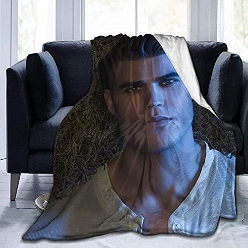 HUAJIE Warme Fleecedecke St-Ef-An Sa-Lv-at-Or-E Decke Zu Hause Werfen Flanell Fleece Steppdecken Couch Bett Sofa Gemütlich Warm Ultra-Weich Für Bett Sofa Couch