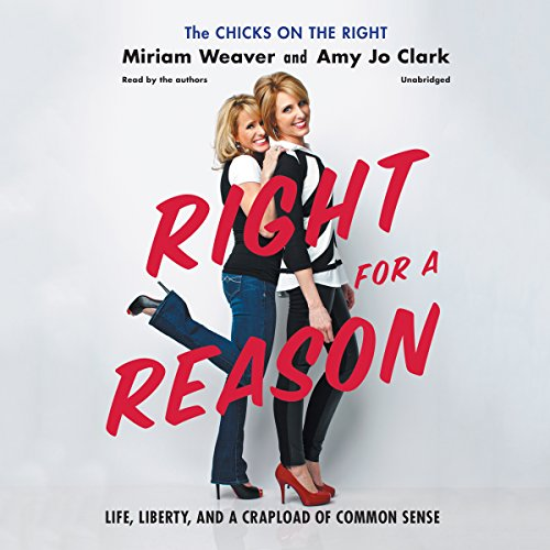 Right for a Reason audiobook cover art