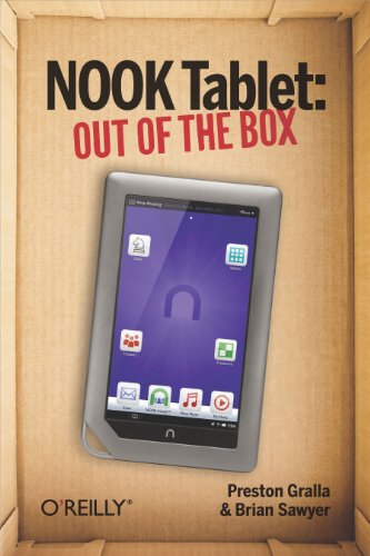 NOOK Tablet: Out of the Box (English Edition)