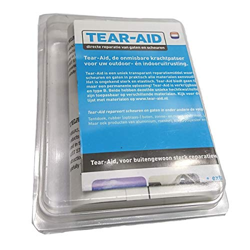 Tear-Aid Réparation Bande 50cm x15cm Type A Reparaturmaterial