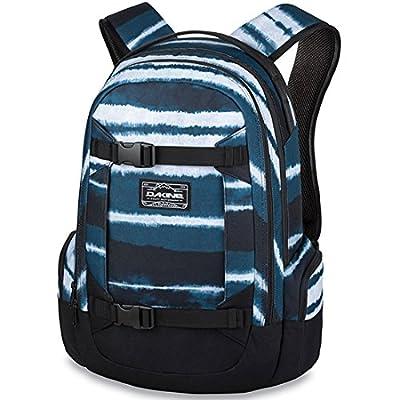 Dakine Mission 25L Laptop Backpack (Resin Stripe, 25L)