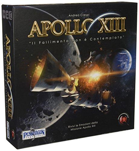 Asmodee 0391 - Gioco Apollo XIII, Edizione Italiana