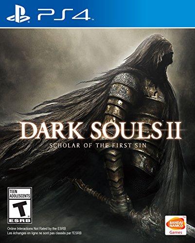Dark Souls II Scholar of the First Sin (輸入版:北米) - PS4 [並行輸入品]