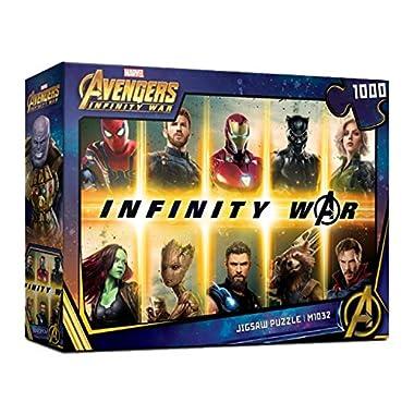 1000Piece Jigsaw Puzzle MARVEL Avengers Infinity War III