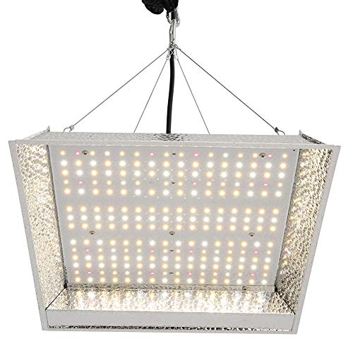 The Fellie 600W Dimmable LED Grow Light Indoor Full Spectrum Plants Growing...