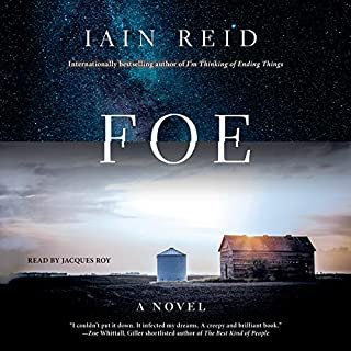 Foe audiobook cover art