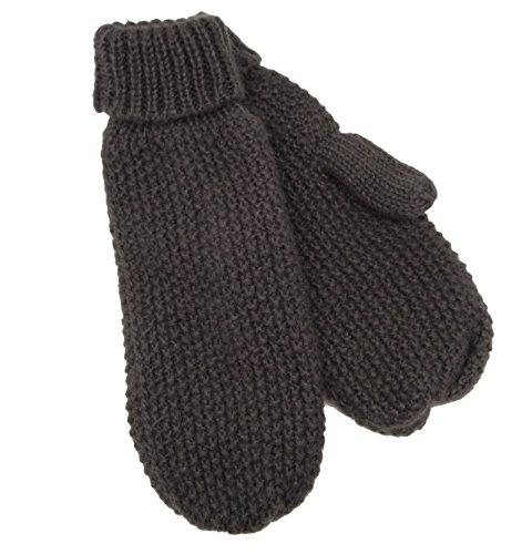 CODELLO 32098403 D09 [17] Poetry Grunge Knit Handschuhe - braun (COL 09)