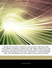 Articles on Books by Agatha Christie, Including: Murder on the Orient Express, Cards on the Table, Death in the Clouds, th...
