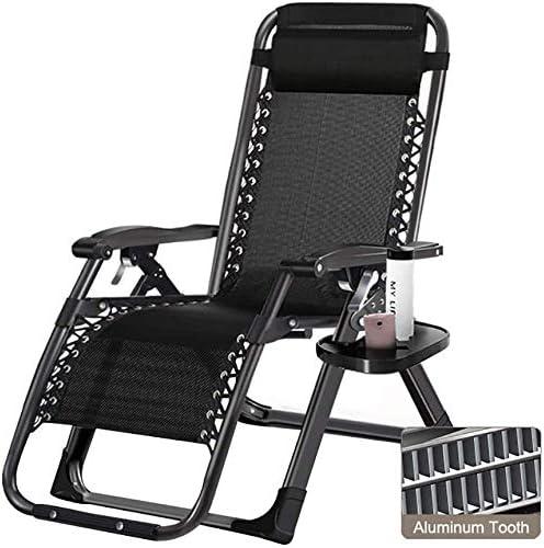 UIZSDIUZ Max Columbus Mall 72% OFF Sun Loungers Folding Zero T Gravity Chairs