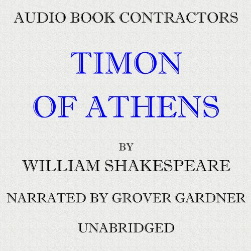 Couverture de Timon of Athens