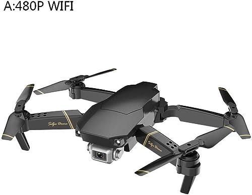 Entrega rápida y envío gratis en todos los pedidos. SinceY SinceY SinceY Drone Fotografía aérea RC Cuatro Ejes Eje WiFi Transmisión Plegable Plegable  contador genuino
