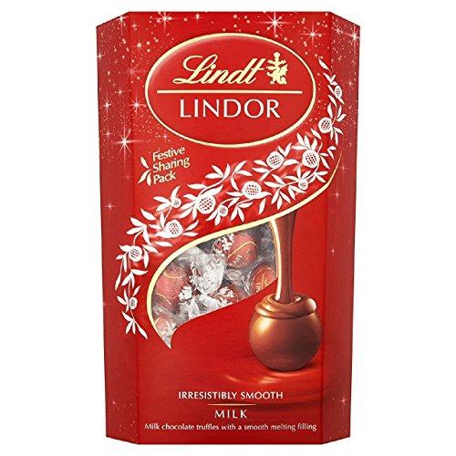 Lindt Lindor Milchschokolade Trüffel 600g