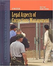 Legal Aspects Of Corrections Management Paperback – October 8, 2004