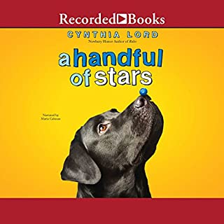 A Handful of Stars audiobook cover art
