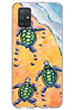 Oihxse Funda para Samsung Galaxy S10 Plus Transparente, Estuche con Samsung Galaxy S10 Plus Ultra-Delgado Silicona TPU Suave Protectora Carcasa Océano Animal Serie Bumper (C4)